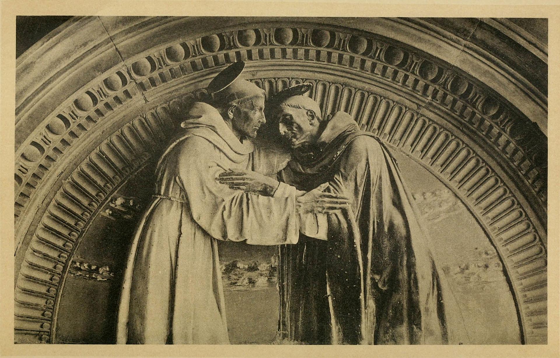 Iglesia Medieval: Francisco de Asís y los frailes menores ...