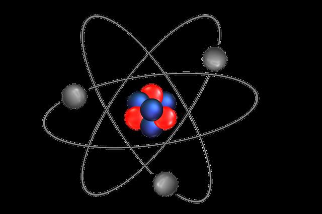 La interacción de los átomos para establecer moléculas ...